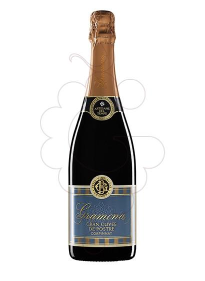 Photo Gramona Gran Cuvée de Postre sparkling wine