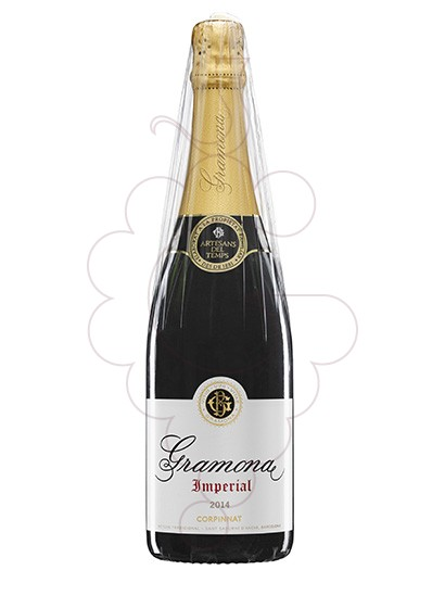 Photo Gramona Imperial Brut sparkling wine
