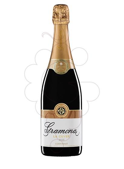 Photo Gramona la Cuvée Reserva Brut sparkling wine