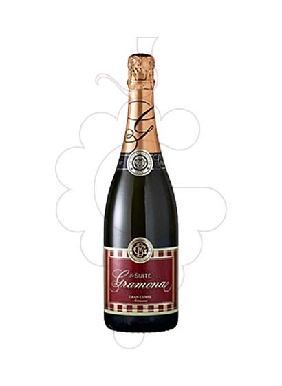 Photo Gramona La Suite Sec  sparkling wine