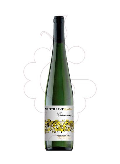 Photo Gramona Mustillant Brut Vi d'Agulla Blanc sparkling wine