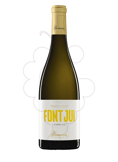 Photo Gramona Xarel.lo Font Jui white wine