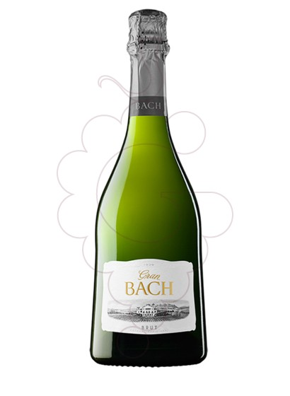 Photo Gran Bach Brut sparkling wine