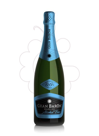 Photo Non-alcoholic wine Gran baron s/alc 75 cl