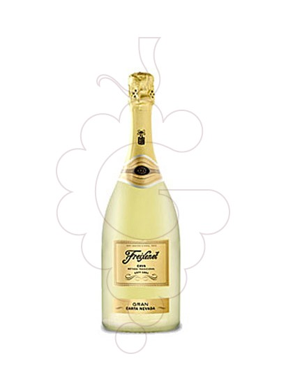 Photo Gran Carta Nevada Brut sparkling wine