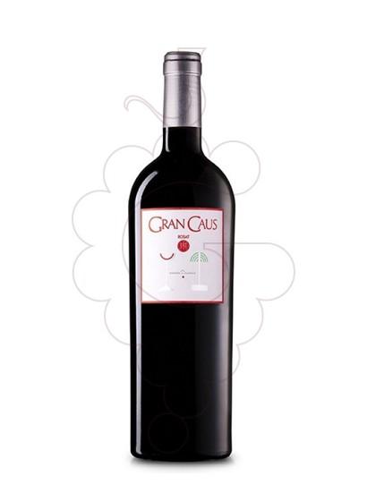 Photo Gran Caus Rosat Especial Criança rosé wine