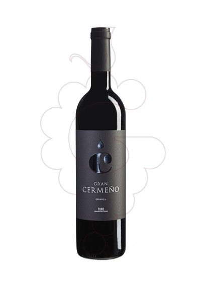 Photo Gran Cermeño Crianza red wine