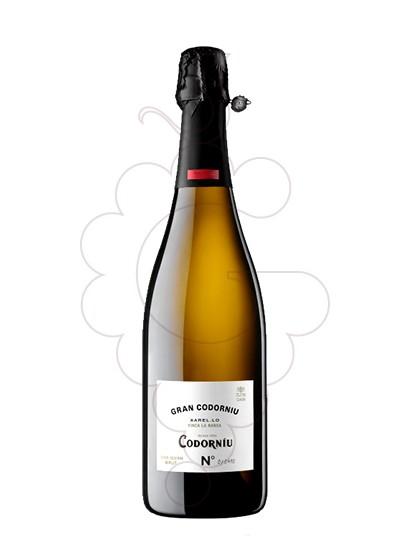 Photo Gran Codorníu Xarel.lo sparkling wine