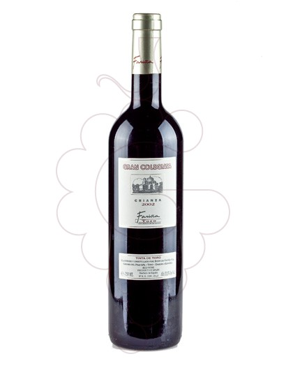 Photo Gran Colegiata Crianza red wine