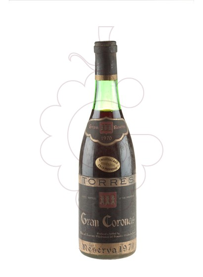 Photo Gran Coronas Etiqueta Negre Reserva red wine