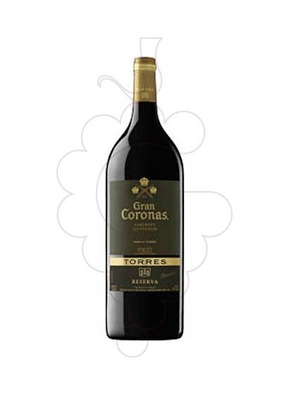 Photo Gran Coronas Reserva Magnum red wine