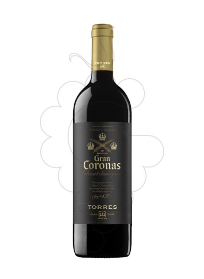 Photo Gran Coronas Reserva red wine