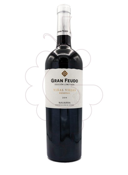 Photo Gran Feudo Reserva Viñas Viejas red wine