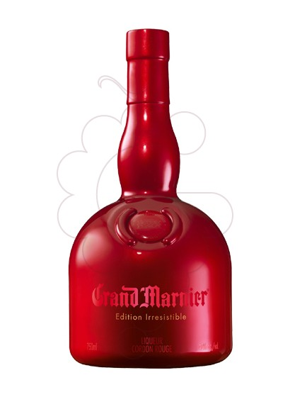 Photo Liqueur Grand Marnier Rouge Edition