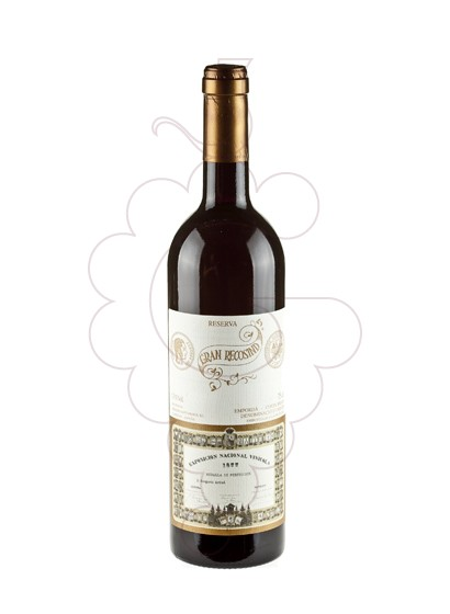 Photo Gran Recosind Merlot Reserva red wine
