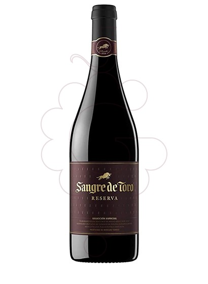 Photo Gran Sangre de Toro Reserva red wine