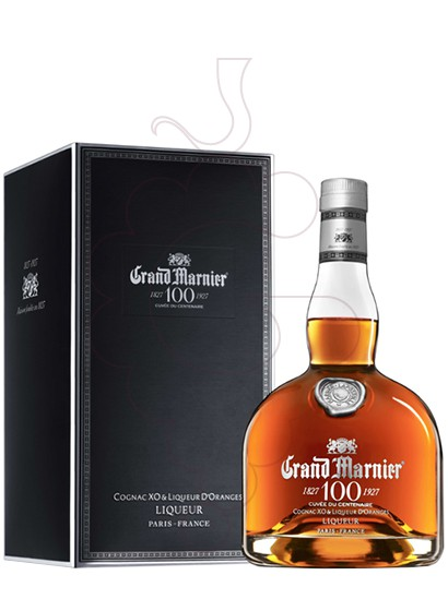 Photo Liqueur Grand Marnier Centenaire
