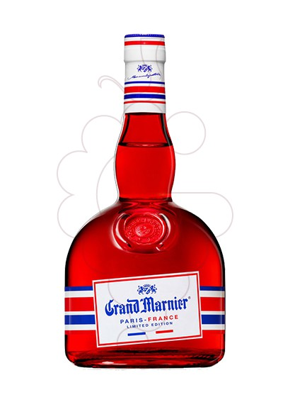 Photo Liqueur Grand Marnier Limited Paris-France