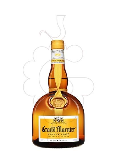 Photo Liqueur Grand Marnier Jaune