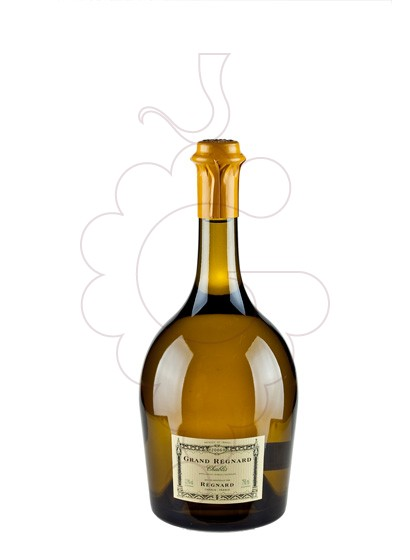 Photo Grand Regnard Chablis white wine