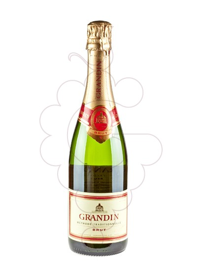 Photo Grandin Brut sparkling wine