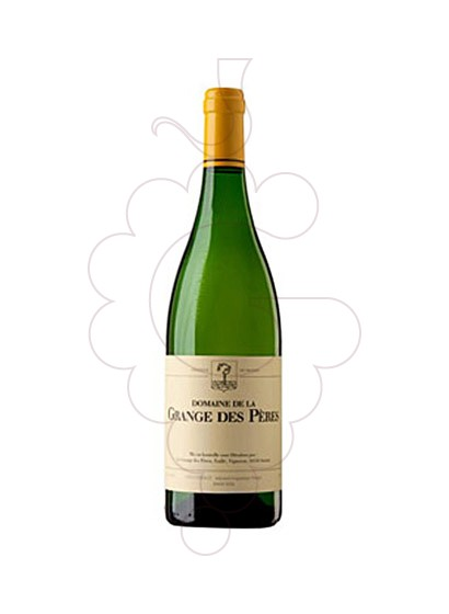 Photo Grange des Peres Blanc  white wine