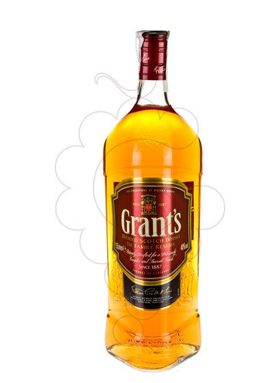 Photo Whisky Grant's