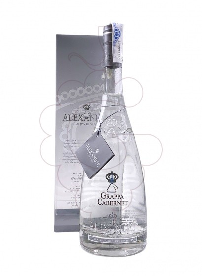 Photo Grappa Grappa Alexander di Cabernet