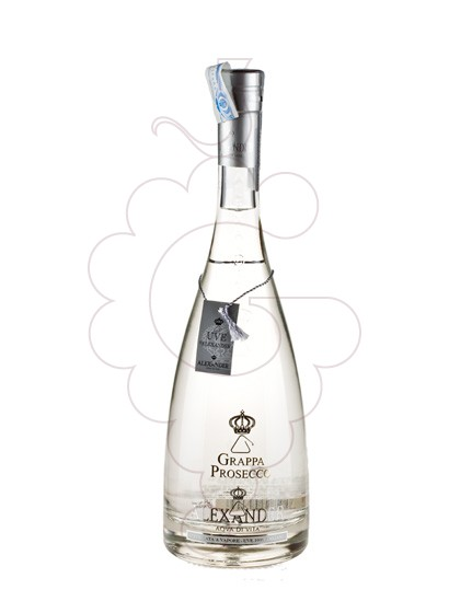 Photo Grappa Grappa Alexander Prosecco