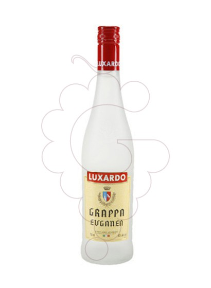 Photo Grappa Grappa Luxardo Euganea