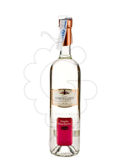 Photo Grappa Grappa Martelletti Brachetto