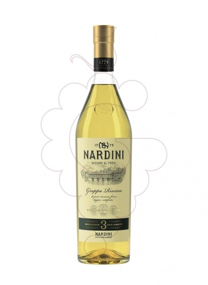 Photo Grappa Grappa Nardini Riserva