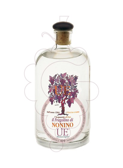 Photo Grappa Grappa Nonino Fragolino