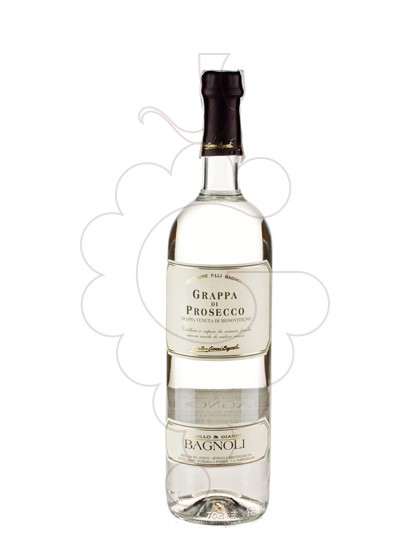 Photo Grappa Grappa Prosecco
