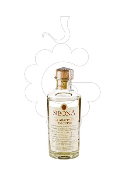 Photo Grappa Grappa Sibona Dolcetto