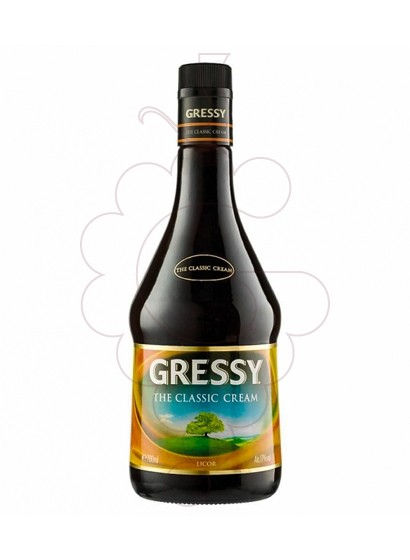 Photo Liqueur Gressy Original