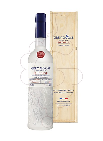 Photo Vodka Grey Goose Ducasse