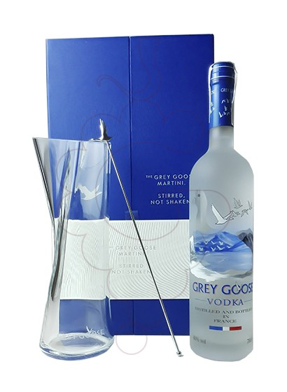 Photo Gift boxes Grey Goose Pack Dry Martini