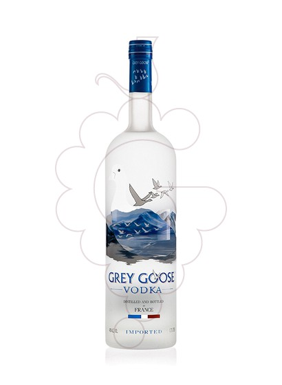 Photo Vodka Grey Goose