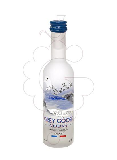 Photo Vodka Grey Goose (mini)