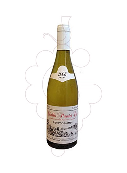 Photo Grossot Chablis Fourchaume  white wine