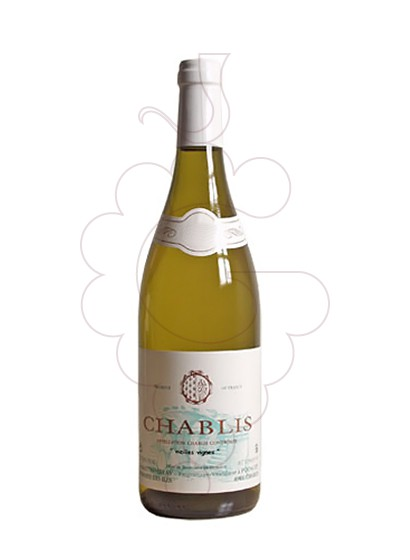 Photo G.Tremblay des Iles Chablis white wine
