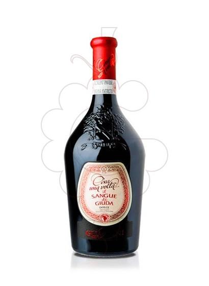 Photo Guarini Sangue di Giuda red wine