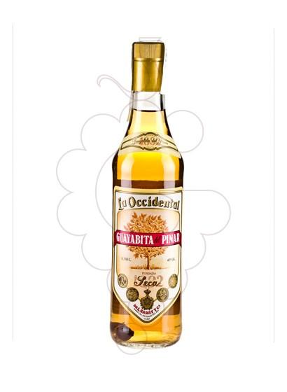 Photo Rum Guayabita del Pinar Seca