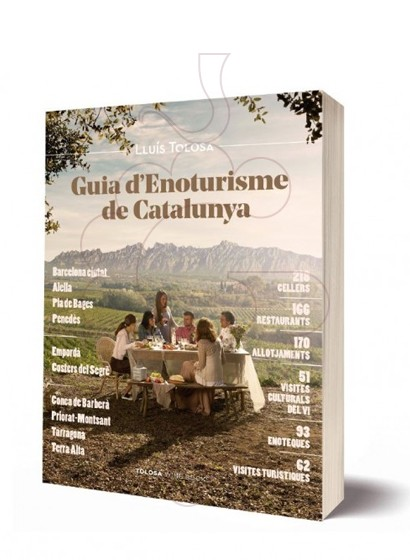 Photo Librería Empordà Wine Tourism Guide (english ed.)