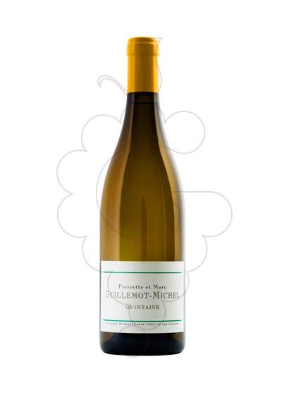Photo Guillemot-Michel Viré-Clessé Quintaine white wine