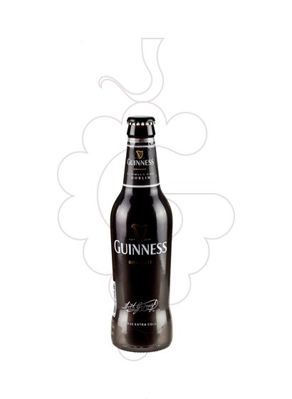 Photo Beer Guinnes Draught ampolla