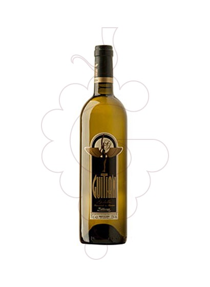 Photo Guitian Barrica white wine