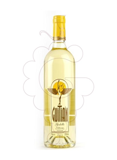 Photo Guitian white wine