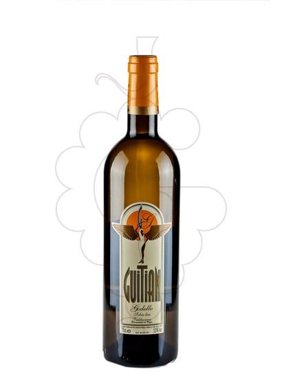 Photo Guitian Sobre Lias white wine